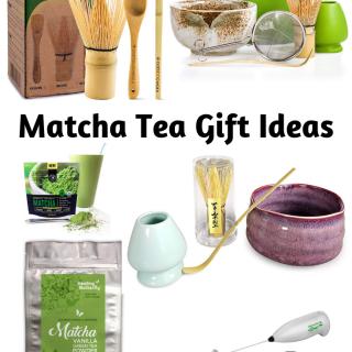 Matcha Tea Gifts Ideas