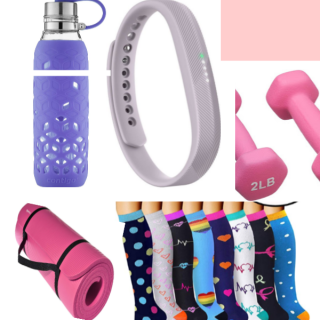 Mother's Day Gift Ideas For Active Moms - Healthy Gift Ideas For Moms #MothersDay