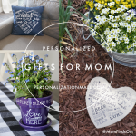 Personalized Gifts For Mom at Personalization Mall #PMallGifts #PersonalizationMall