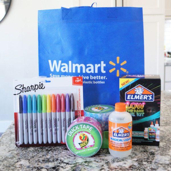 Walmart Back To School STEAM Events