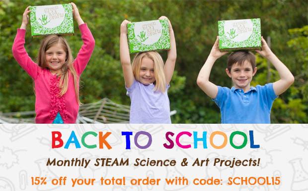 Green Kid Crafts Sale green kid crafts steam packs