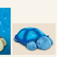 Cloud b Twilight Turtle Constellation Night Light (Ages 3+)