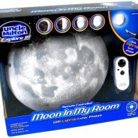 """Holiday Gift Guide For Kids: Uncle Milton """"Moon in My Room"""""""