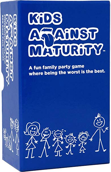Kids Against Maturity: Card Game for Kids and Humanity