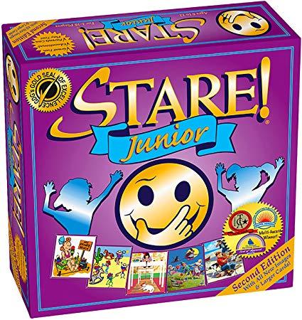 Stare Junior Board Game For Kids