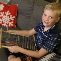 Made by Me! Super Weaving Looms For Beginners