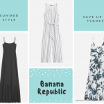 Banana Republic Summer Sale