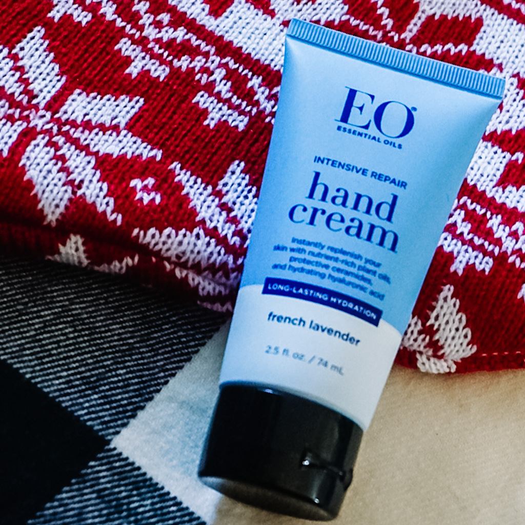 EO French Lavender Hand Cream - Holiday Stocking Stuffers For Her