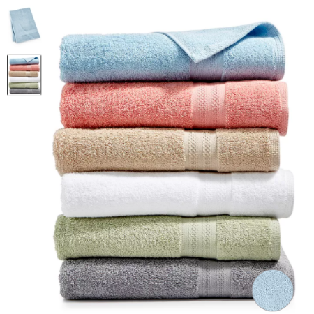 Macy's #FinishLineatMacys End of Season Sale Bath Towels