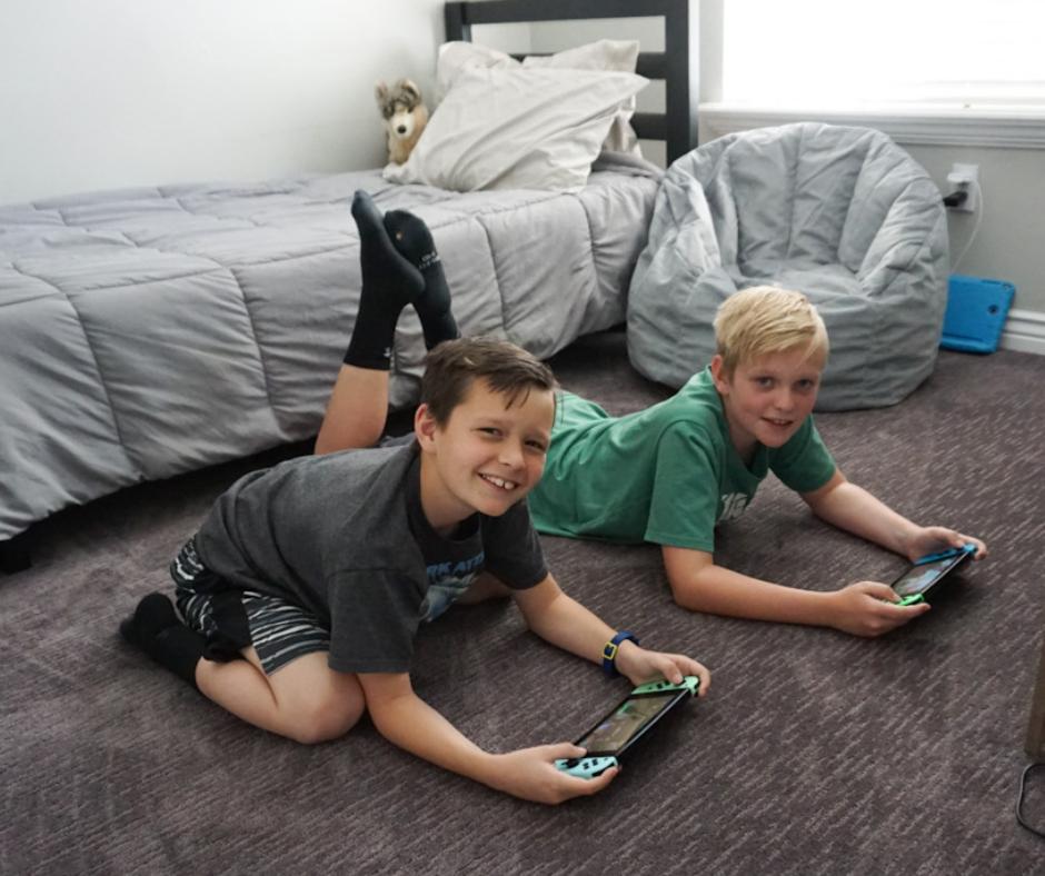 Nintendo Switch - Fun Nintendo Switch Games For Kids