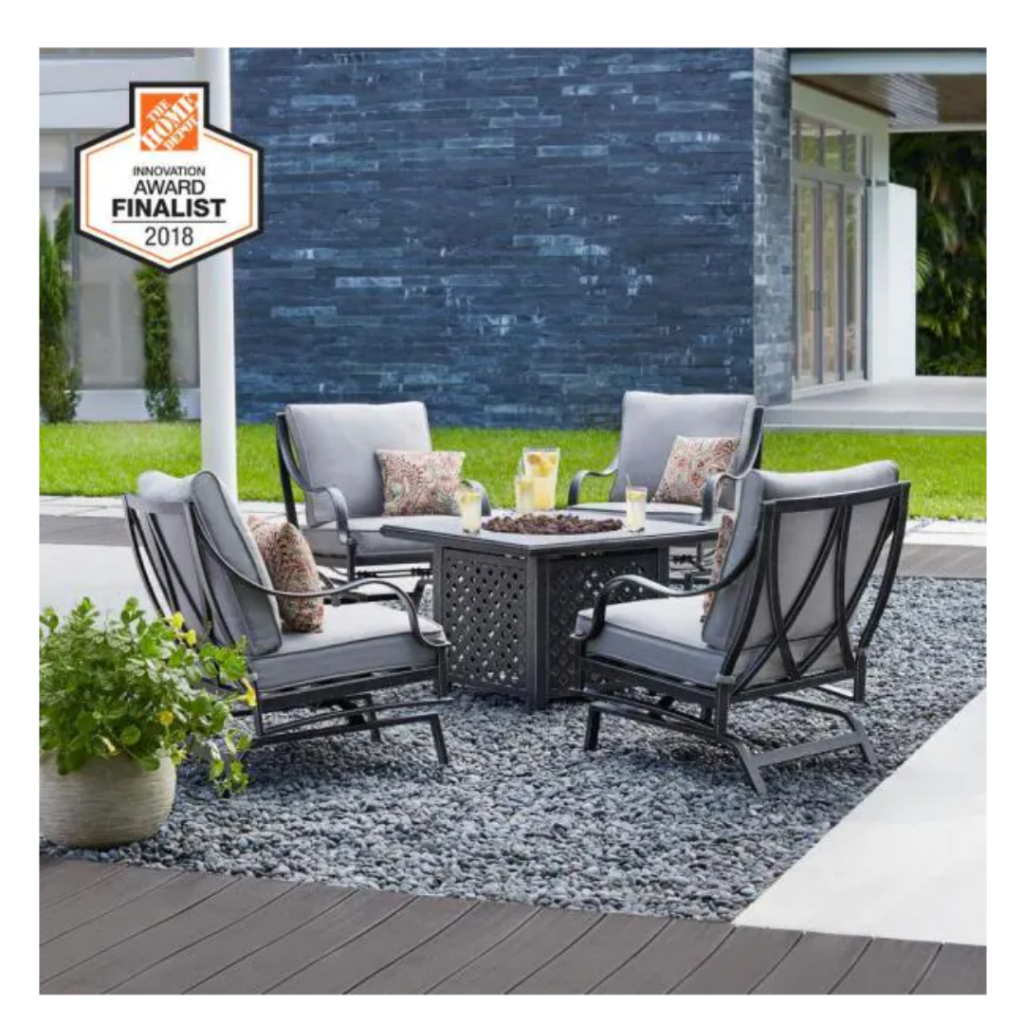 Home Depot Memorial Day Sale! Save on patio furniture.